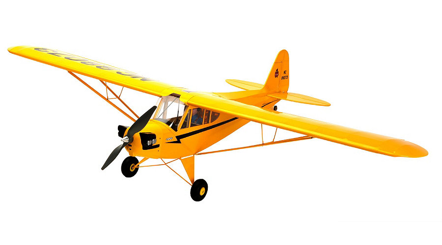 J-3 Cub 450 ARF rc airplane