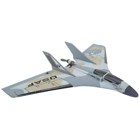 F-27 Stryker RC Airplane