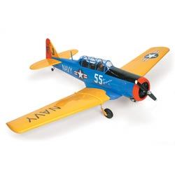 RC Airplane Reviews of the AT-6 Texan