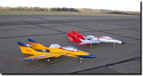 Turbine jet rc planes