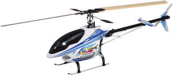 Kyosho RC Helicopter Caliber 30 ARF